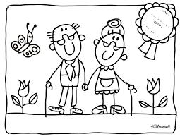 Kleurplaat Verjaardag Opa Prachtig Kleurplaten Jarig Feest
