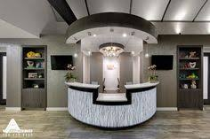 dental office front desk design. Exellent Office Open And Welcoming Reception Area Dental Office Design By Arminco Inc In Front Desk R