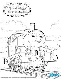 Jeux De Coloriage Thomas Le Petit Train