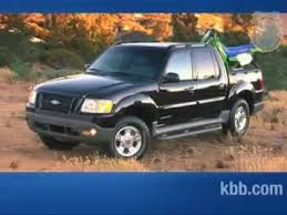 2008 Ford Explorer SportTrac Review - Kelley Blue Book - YouTube