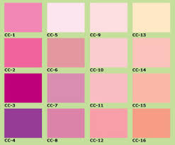 Color Charts Wholesale Flowers For Weddings And Events