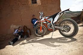 2012 ktm freeride 350 deliveries begin motorcycle com news