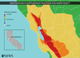 Bay Area earthquake could lead to ...