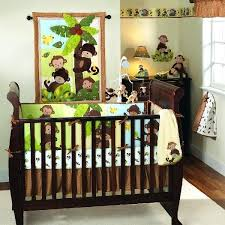 jungle theme crib bedding sets colorful baby boy nursery interior design give your baby boy loads