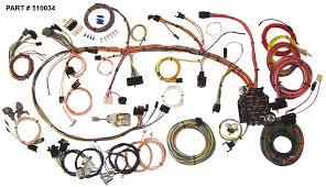 1970 1973 chevrolet camaro restomod wiring system Battery Tender Wiring Harness at 1970 Camaro Gauge Cluster Wiring Harness Autometer