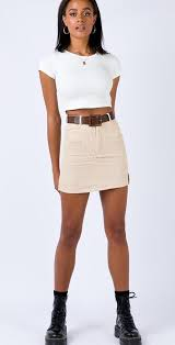 Princess Polly Gordon Mini Skirt | Curtsy
