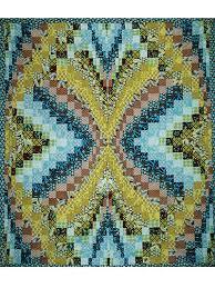 metamorphosis bargello quilt pattern