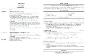 Resume Templates For Google Docs Delectable Example Of A Good Resume Example Of Good Resume Bad Resume Examples