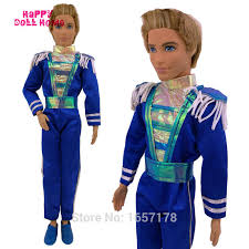 Detail Feedback Questions About Royal Prince Uniform Men Outfit Belt Male  Jumpsuits Shoes Clothes For Barbie Friend Ken Doll Accessories 1/6 Puppet  Toys ...