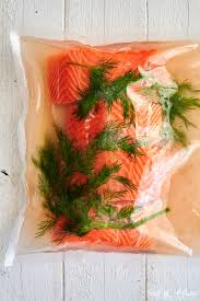 Salmon Sous Vide Chart Sous Vide Salmon Cooked To Perfection Taste Of Artisan