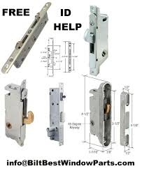innovative patio door lock repair replacement mortise lock parts for patio doors all brands