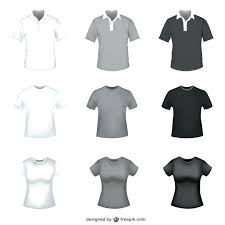 Tee Shirt Template Illustrator T Printing Adobe Tutorial Design
