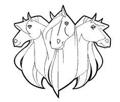 Small Picture coloring pages to print Free printable horse coloring sheets