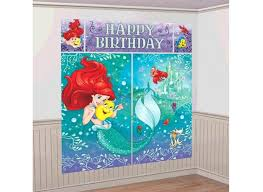 Ariel Cake Decorations The Little Mermaid Party Supplies Sweet Pea Parties
