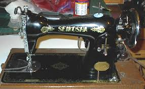 Vintage Japanese Sewing Machine Brands