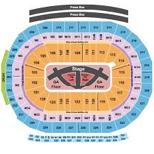 Little Caesars Arena Seating Chart Wwe Little Caesars Arena Seating Chart Wwe Little