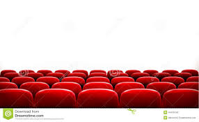 red theater chairs. Rows Of Red Cinema Or Theater Seats Stock Photography Chairs G
