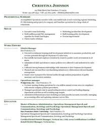 Impactful Professional Law Enforcement & Security Resume Examples ...