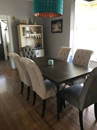 custom upholstered dining chairs lovely tripton dining room table of custom upholstered dining chairs lovely tripton