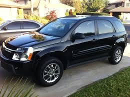 Chevrolet Equinox 2006 Black - image #111