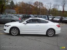 2010 Honda Accord EX-L V6 Coupe in Taffeta White photo #25 ...