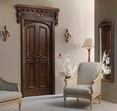Luxury interior door design classic style - elite doors