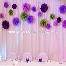 Diy Flower Balls Tissue Paper Diy Wedding Stage Backdrop Decor Tissue Paper Flower Balls Buy Tissue Flower Balls Wedding Backdrop Flower Ball Diy Paper Flower Balls Product On