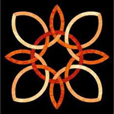 Eternity Knot Quilt Pattern Free | Free PDF pattern to make this ... & Eternity Knot Quilt Pattern Free | Free PDF pattern to make this Celtic  design. Adamdwight.com