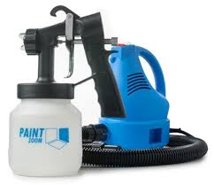portable paint zoom style sprayer