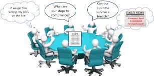 general data protection regulation cartoon image round table landscape certificate 1100 589 text technology communication brand human behavior