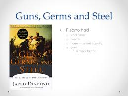guns germs and steel the fates of human societies ppt video 13 guns germs and steel