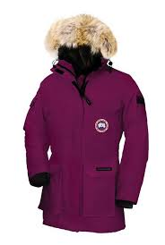 Women  s Canada Goose Expedition Parka Berry