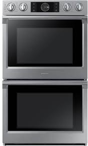 Gas Double Oven Wall Steam Ovens