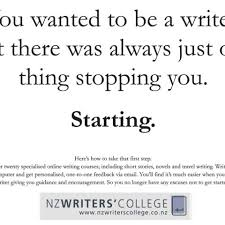 nz writers college the big idea why become a writer and why study writing