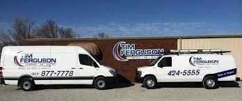 tim ferguson plumbing electric ac and heating in jackson tn