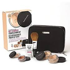 bare escentuals bareminerals get started kit light