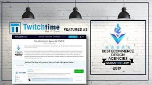 Best Design Companies In The World Twitchtime Featured As Top Ecommerce Website Development