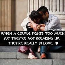 Fighting For Love Quotes