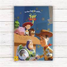 disney s toy story 3 personalised adventure book image