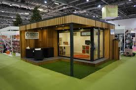 garden office designs interior ideas. Garden Offices At Grand Designs Live Office Interior Ideas