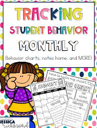 Red Yellow Green Behavior Chart Category Classroom Management Behavior Sparkling In