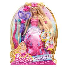 Barbie Hair Extensions Design Website Barbie Cut Style Feature Princess 25 00 Hamleys For