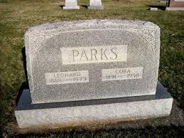 Cora Iva Parks (Gephart) (1891 - 1958) - Genealogy