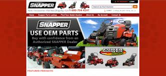 snapper parts distributors genuine snapper parts & accessories Snapper Tractor Wire Diagram at Snapper Riding Mower 1230 Wiring Diagram