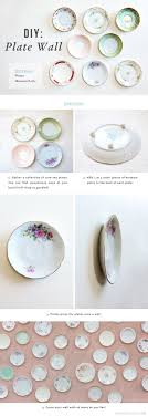 Best 25+ Plate wall ideas on Pinterest | Plates on wall, Plate wall decor  and Eclectic decorative plates