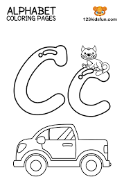 Free printable alphabet coloring pages in lovely original illustrations. Free Printable Alphabet Coloring Pages For Kids 123 Kids Fun Apps
