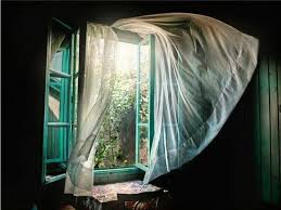 open window with curtains. Delighful Curtains Love The Look Of Open Windows And Breeze Blowing Through Sheer Curtains Throughout Open Window With Curtains
