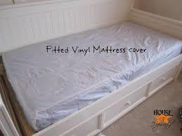 plastic mattress protector. -plastic-mattress-cover-for-my-daughter-u0027s-bed Plastic Mattress Protector