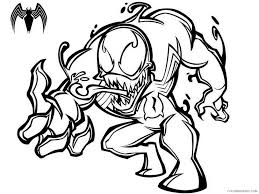 The vivid coloration of comic book characters is another advantage of these coloring pages as they let your kids learn a lot about colors while having fun with their favorite characters. Venom Coloring Pages Cartoonstable Coloring4free Com The Incredible Hulk Spiderman Lego Vs To Jaimie Bleck