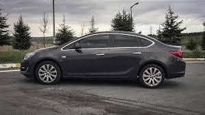 NewTestCar: 2012 Opel Astra Sedan 140hp Turbo 6speed Manual - YouTube